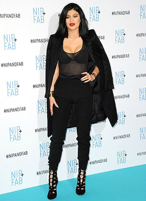 Kylie Jenner Height Weight Age