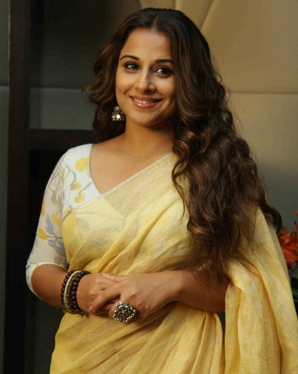 Vidya Balan Height Weight Age