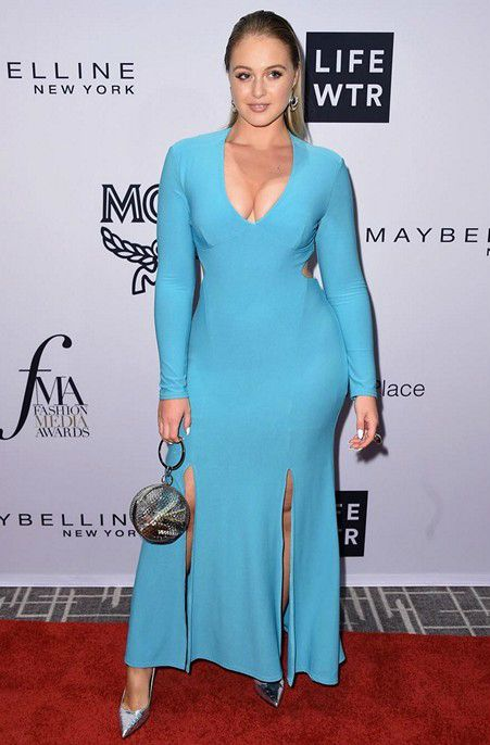 Iskra Lawrence Height Weight Net Worth