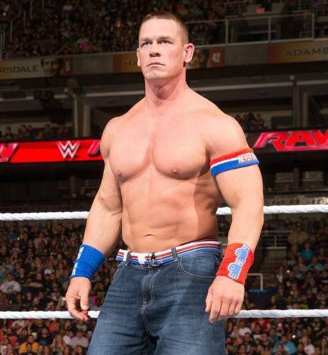 John Cena Height Weight Age