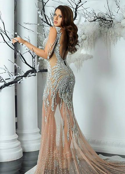 Katherine Espin gown