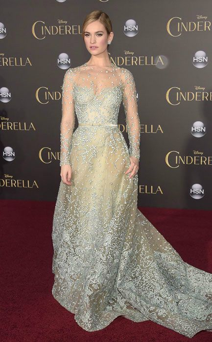Lily James Height Weight Age