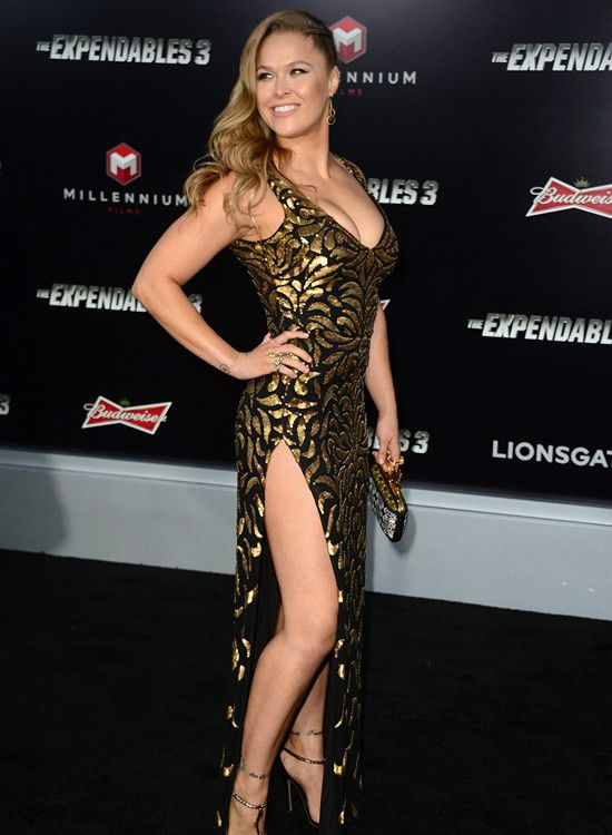 Ronda Rousey Height Weight