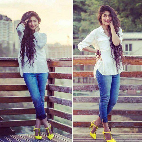 Sai Pallavi Height Weight Age