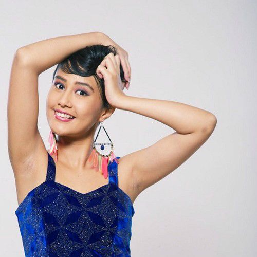 Sasha Chettri Height Weight