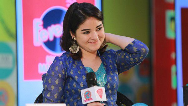 Zaira Wasim Facts