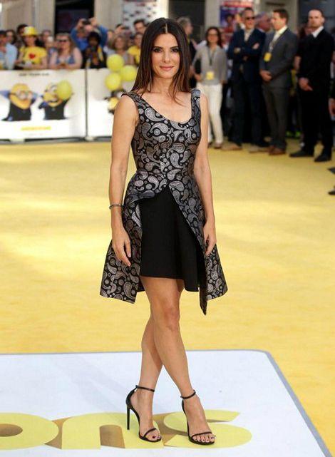 Sandra Bullock Height, Age, Biography, Family, Dating, Net