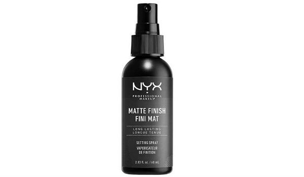 NYX Dewy Finish Makeup Setting SprayNYX Dewy Finish Makeup Setting Spray