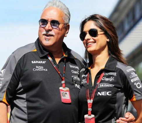 vijay mallya and pinky lalwani
