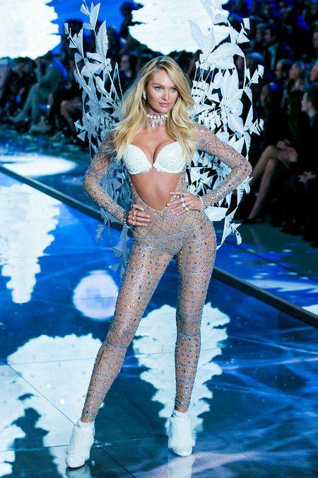 Candice Swanepoel Victorias Secret Fashion Show