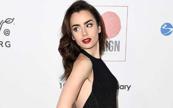 Lily Collins Height, W...