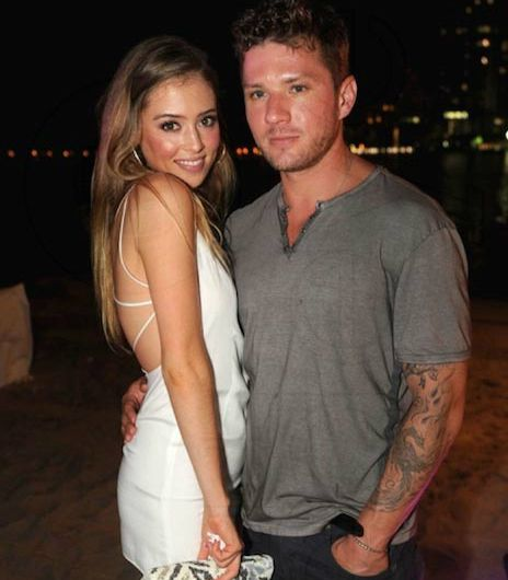 Ryan Phillippe Paulina Slagter