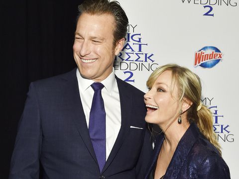 John Corbett and his partner Bo Derek