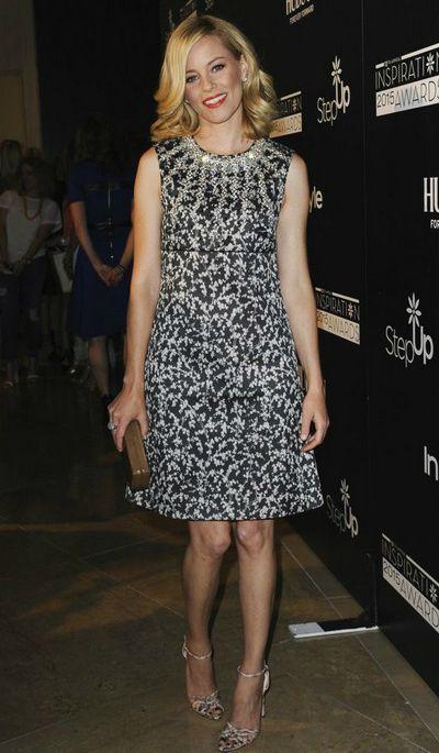 Elizabeth Banks at the 2015 Inspiration Awards