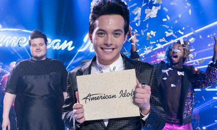 Laine Hardy wins American Idol Season 17