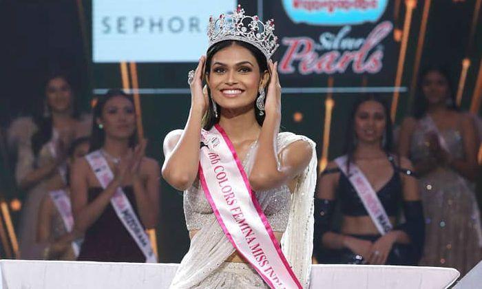 Miss India 2019 Suman Rao